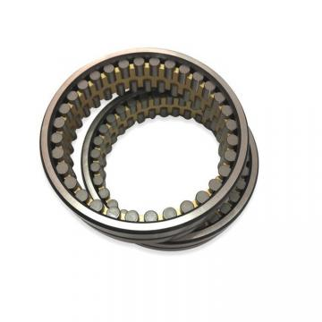 160 mm x 290 mm x 48 mm  NACHI 7232B Angular contact ball bearing