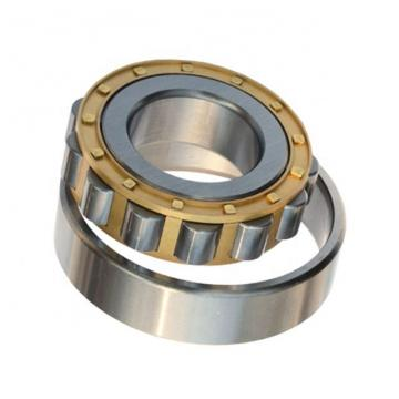 43 mm x 83 mm x 42,5 mm  NSK 43BWK03D Angular contact ball bearing