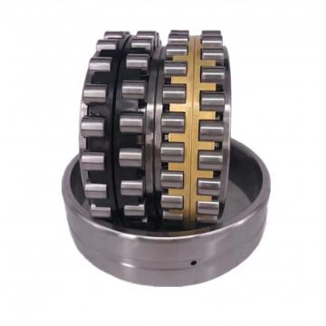 38 mm x 74 mm x 50 mm  NSK 38BWD06D Angular contact ball bearing
